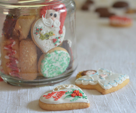 Christmas cookies biscuits special needs
