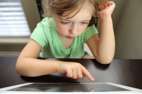 sensory autism ipads children special needs learning