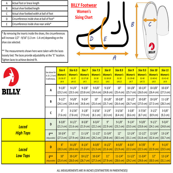 womens_billy_shoes_size_chart
