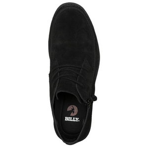 billy_footwear_black_chukka_low_top_chambray_linen_shoes_for_men_adults_with_special_needs_top