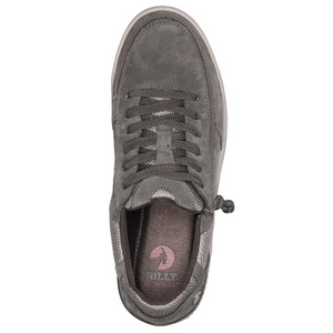 billy_footwear_charcoal_grey_suede_trainers_for_men_adults_with_special_needs_top