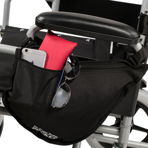 My_Buggy_Buddy_universal_pocket_holder_bag_storage_for_wheelchairs_velcro_fastening