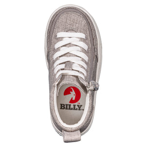 Billy Footwear (Toddlers) - High Top Linen Shoes