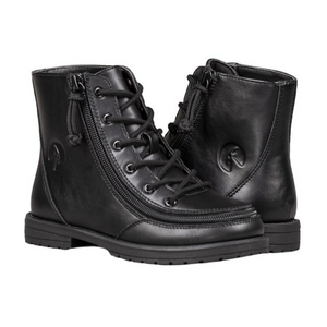 Billy Footwear (Kids) - Faux Leather Boots