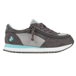 Billy_Footwear_Kids_grey_mint_colour_faux_suede_Trainers_special_needs_shoes_1000x1000_side