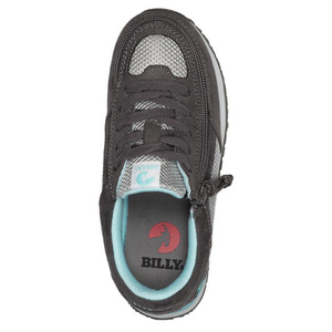 Billy_Footwear_Kids_grey_mint_colour_faux_suede_Trainers_special_needs_shoes_1000x1000_top