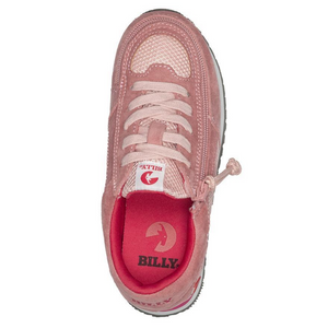 Billy_Footwear_Kids_pink_colour_faux_suede_Trainers_special_needs_shoes_1000x1000_top