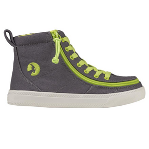 Billy_Footwear_kids_Charcoal_acid_green_high_top_canvas_shoes_special_needs_shoes_1000x1000_side
