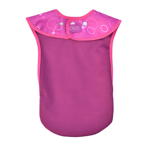 CareDesign_large_tabard_for_toddlers_children_adults_special_needs_clothing_protector_dribble_bib_pink_back