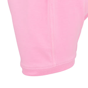 KayCey_Adaptive_clothing_for_older_children_with_special_needs_Sleeveless_with_Tube_Access_Pink_Longer_Leg