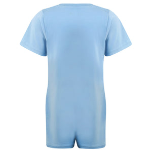 KayCey_Adaptive_clothing_for_older_children_with_special_needs_Short_Sleeve_Blue_Back