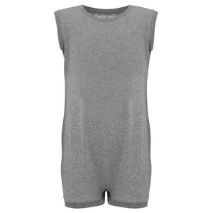 KayCey_Adaptive_clothing_for_older_children_with_special_needs_Sleeveless_Grey_Front