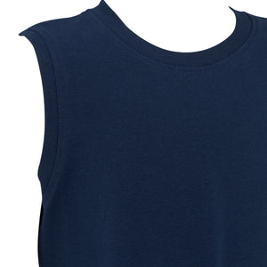 KayCey_Adaptive_clothing_for_older_children_with_special_needs_Sleeveless_Navy_Shoulder