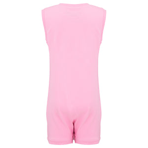 KayCey_Adaptive_clothing_for_older_children_with_special_needs_Sleeveless_with_Tube_Access_Pink_Back