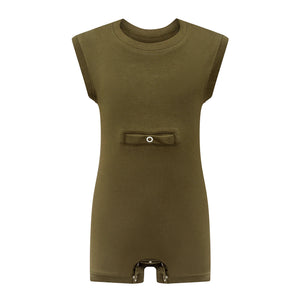KayCey®P Popper Vest - Sleeveless with Tube Access