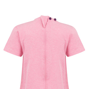 KayCey_Adaptive_clothing_for_older_children_with_special_needs_Zip_Back_Pink_Button_Facing