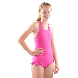 Kes-Vir_Girls_Halterneck_Pink_Front_Child_Incontinence_swimwear