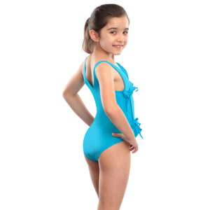 Kes-Vir Waterfall Swimsuit for Girls