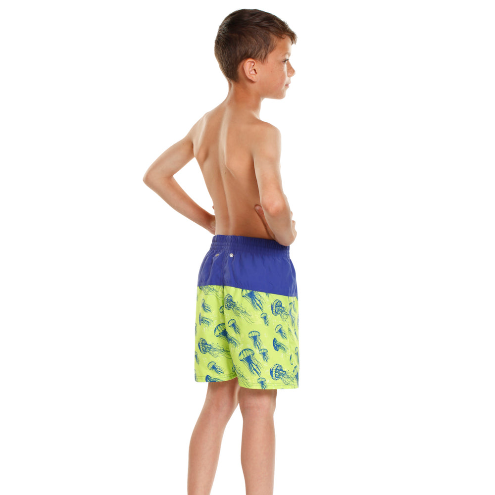 a98e9da075 Kes-Vir Jellyfish Board Shorts for Boys | SpecialKids.Company