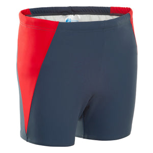 KesVir_boys_incontinent_swimwear_shorties_swim_shorts_special_needs_disabled_children_grey_front