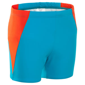 KesVir_boys_incontinent_swimwear_shorties_swim_shorts_special_needs_disabled_children_blue_front