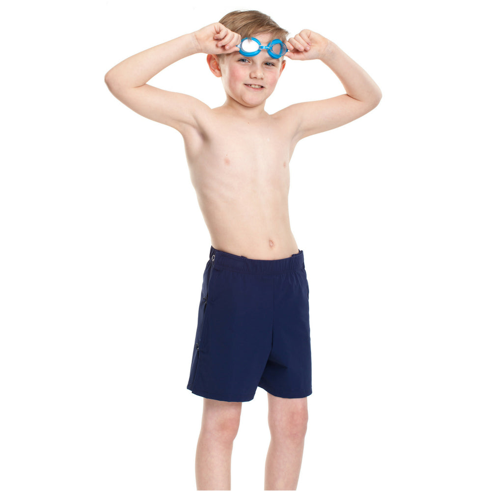 Age 13-14 Boys Incontinence Wrap Swim Shorts