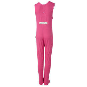Scratch_sleeves_footed_dungarees_with_closed_feet_to_prevent_scratching_girls_pink_back