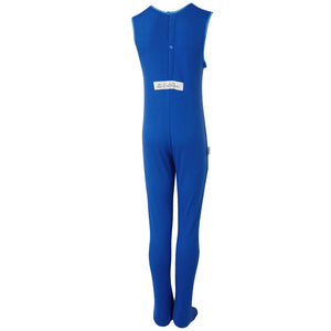 Scratch_sleeves_footed_dungarees_with_closed_feet_to_prevent_scratching_boys_blue_back