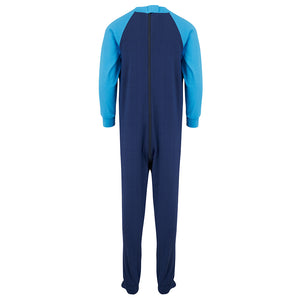 Seenin_zip_back_footed_sleepsuit_with_closed_feet_blue_pajamas_for_boys_with_special_needs_back