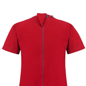 KayCey_Adaptive_clothing_for_older_children_with_special_needs_Zip_Back_Red_Button_Facing