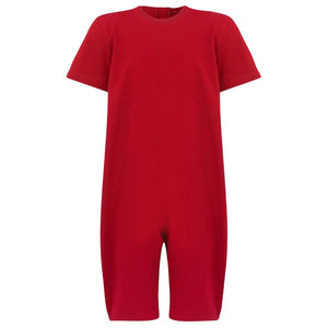 KayCey_Adaptive_clothing_for_older_children_with_special_needs_Zip_Back_Red_Front