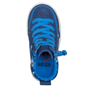 billy_footwear_adaptive_shoes_for_children_special_kids_company_billy_toddler_high_top_blue_sharks_shoes_top