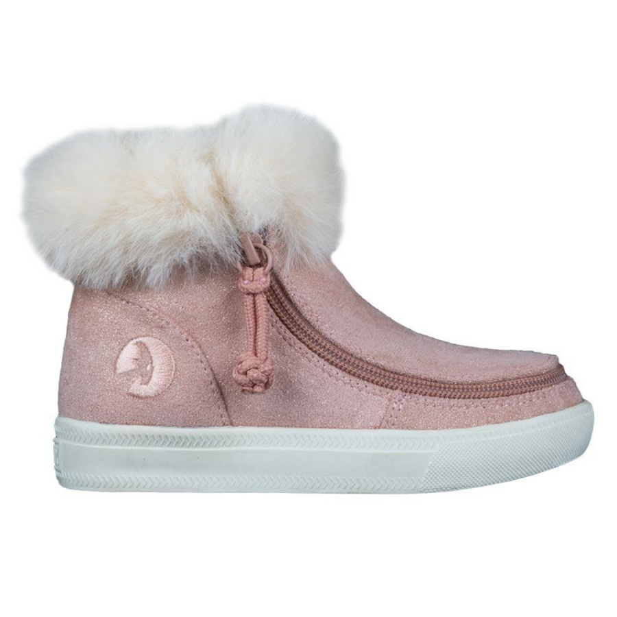 billy_footwear_adaptive_shoes_for_children_special_kids_company_billy_toddler_high_top_blush_shimmer_mid_top_front.