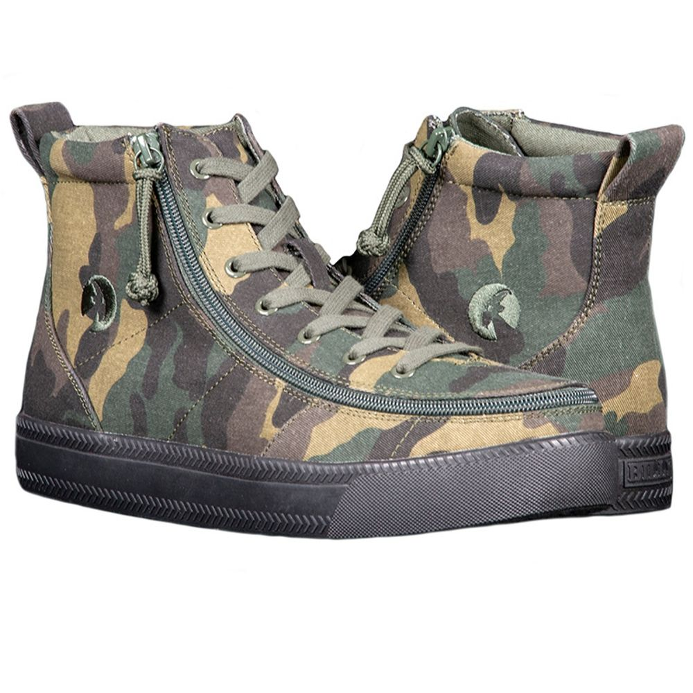 Top Camo Canvas Shoes   SpecialKids.Company