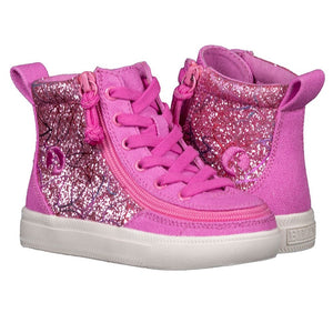 billy_footwear_pink_high_top_canvas_shoes_for_toddlers_and_kids_adaptable_for_special_needs
