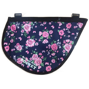 My_Buggy_Buddy_universal_pocket_holder_bag_storage_for_wheelchairs_velcro_fastening_floral