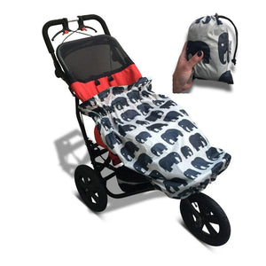 BundleBean_kids_wheelchair_raincover_and_compact_stuff_bag_universal_fit_waterproof_cover