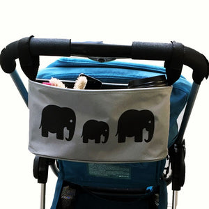 BundleBean_wheelchair_organiser_elephant_easy_fit_to_pushchairs_and_special_needs_buggies