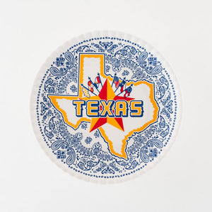 "Texas ""Paper"" Plates"