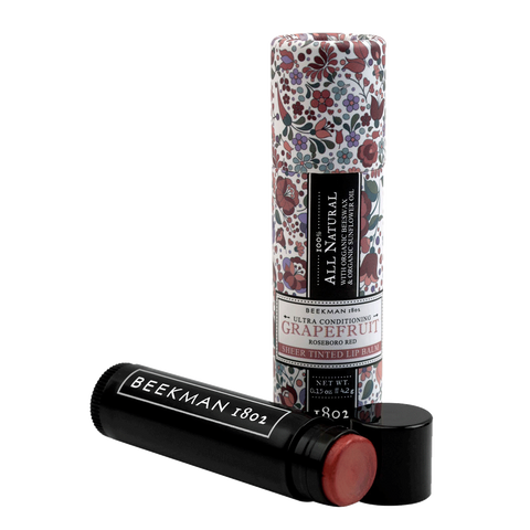 Honeyed Grapefruit Sheer Tinted Lip Balm Stick