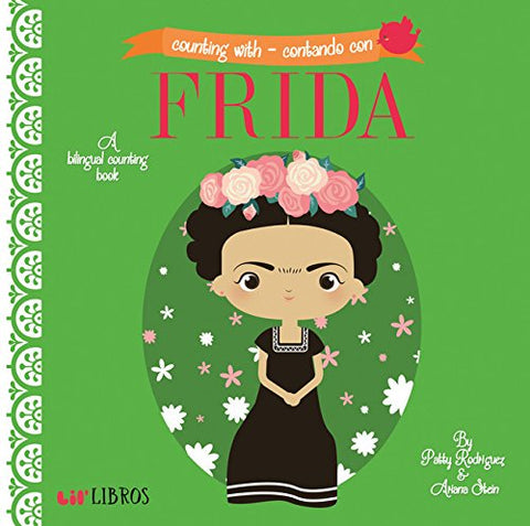 Book - Counting with Contando con Frida