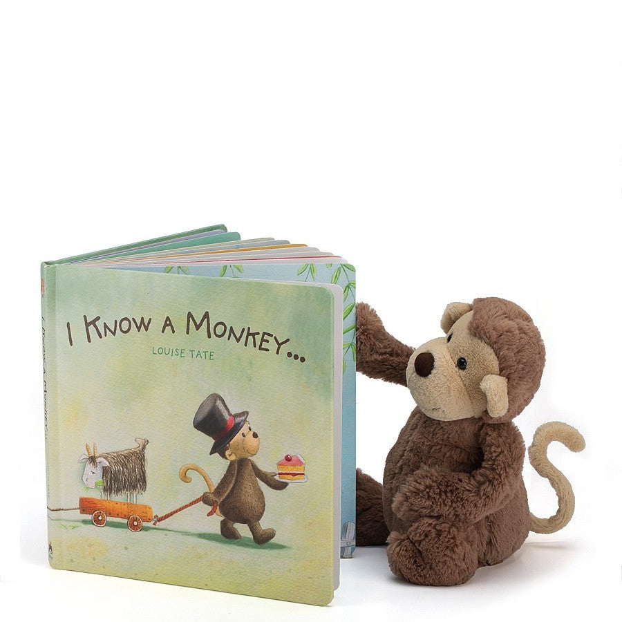 Book: I Know A Monkey