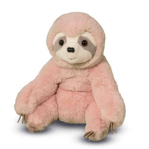 Pink Sloth Softie
