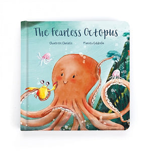 Book - The Fearless Octopus