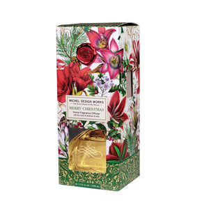 Merry Christmas Home Fragrance Diffuser & Votive Set