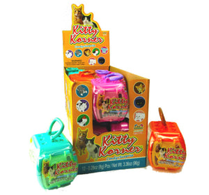 Kitty Korner Kennel with Candy