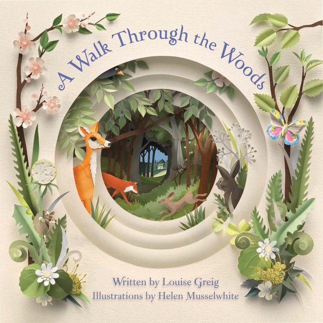 Book - Walk Through the Woods