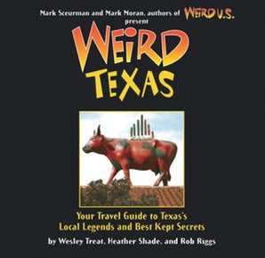 Book - Weird Texas