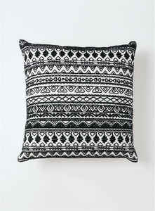 Tribal Patterned Pillow