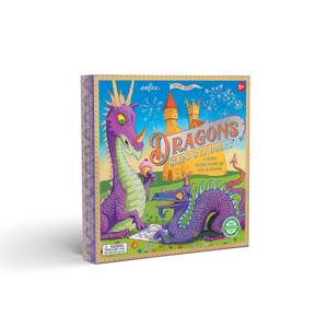 Dragons Slips & Ladders Game